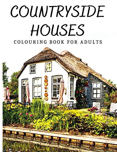 Countryside Houses Colouring Boo...