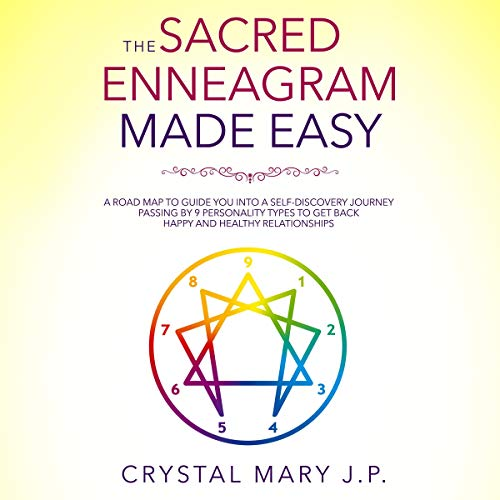 The Sacred Enneagram Made Easy audiobook cover art