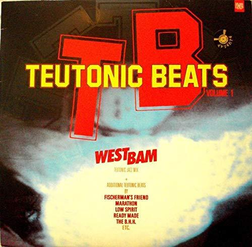 Teutonic Beats 1 (1989) [Vinyl LP]