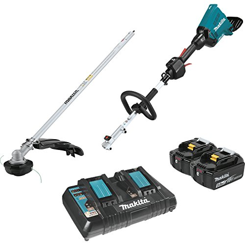 Learn More About Makita XUX01M5PT 18V X2 (36V) LXT Lithium-Ion Brushless Cordless Couple Shaft Power...