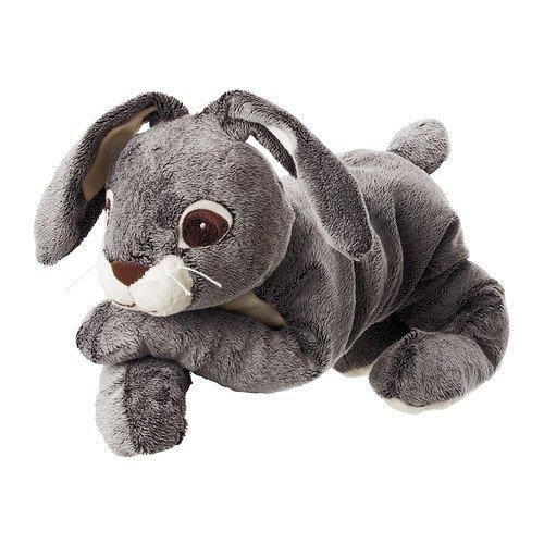 Ikea 402.160.84 Stofftier Vandring Plüsch-Hase Kaninchen