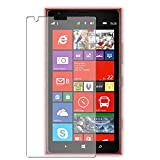 Vaxson 3 Stück Schutzfolie, kompatibel mit Nokia Lumia 1520, Bildschirmschutzfolie Displayschutz Blasenfreies TPU Folie [nicht Panzerglas]