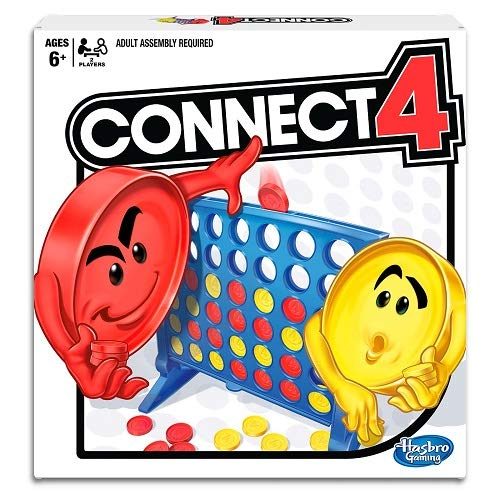Image of the Hasbro Connect 4 Game