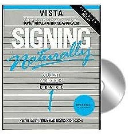 Amazon com: Signing Naturally: Student Workbook, Level 1