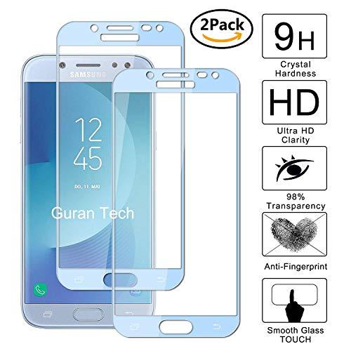 Guran [2 Paquete] Protector de Pantalla para Samsung Galaxy J5 2017 J530...