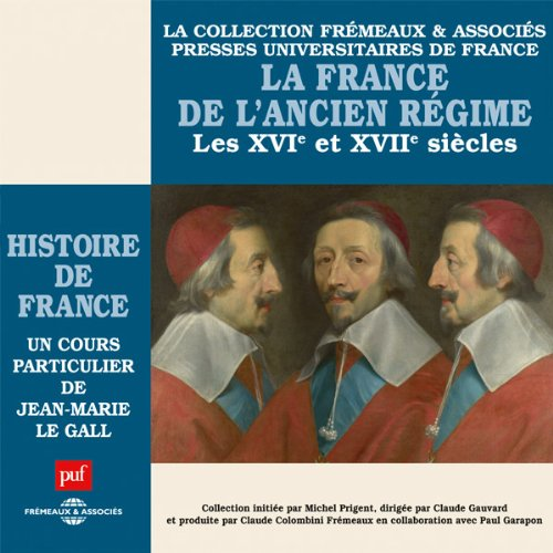 La France de l'Ancien Régime cover art