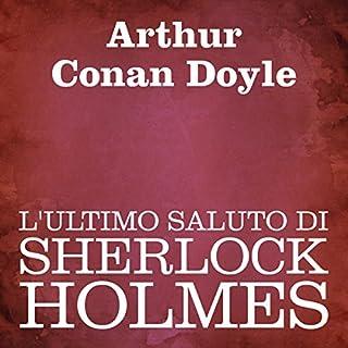 L'ultimo saluto di Sherlock Holmes copertina