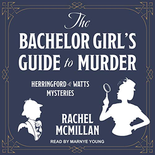 The Bachelor Girl's Guide to Murder cover art