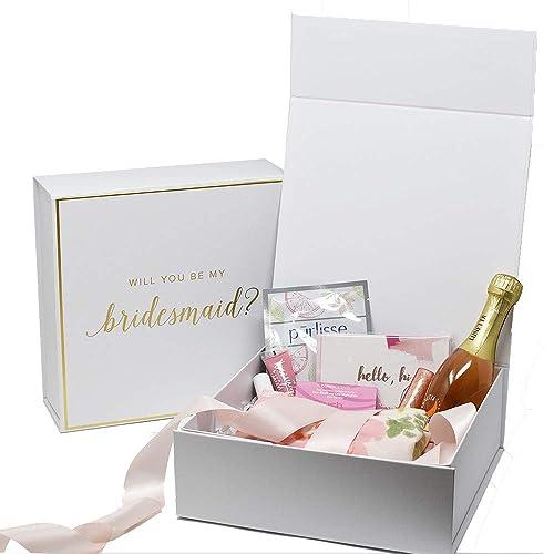 Bridesmaid Boxes Amazoncom