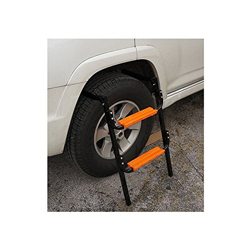 The Caravan Supermarket Tyre Step Ladder