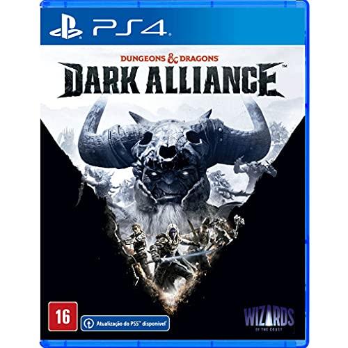 Dungeons & Dragons. Dark Alliance-Padrão - Playstation 4
