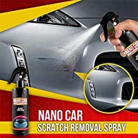 250 ML Nano Car Scratch Removal Spray Instant Repair (Free 1* Scratch Cloth)