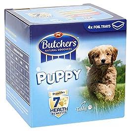 Butcher's Puppy Dog Food Trays, 3.6kg (24 x 150g)