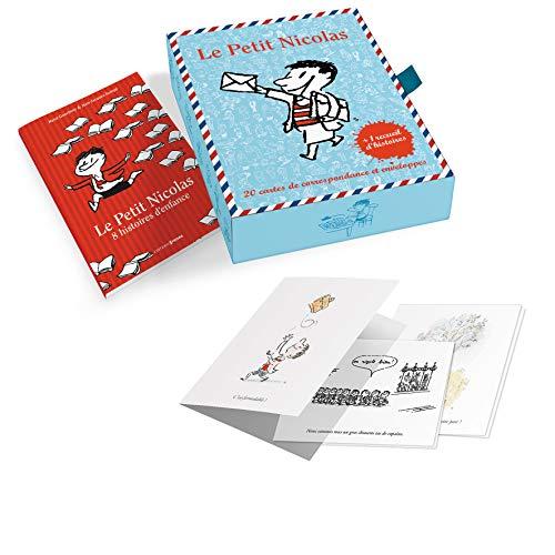 Le petit Nicolas : Avec 20 cartes et enveloppes