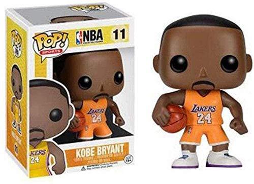 cheaaff Pop! NBA Superstar: LAL # 11 Kobe Bryant No.24 Idee Regalo da Collezione