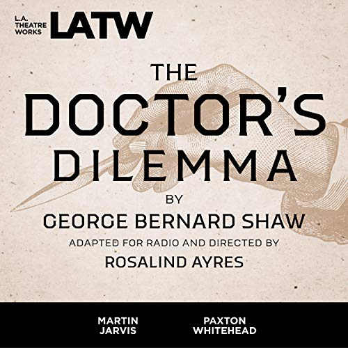 The Doctor's Dilemma copertina