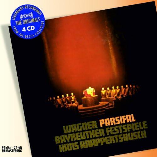 Jess Thomas, Hans Hotter, Irene Dalis, Gustav Neidlinger, Orchester der Bayreuther Festspiele & Hans Knappertsbusch