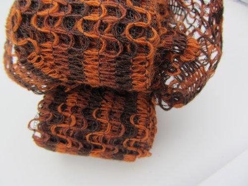 Katia diseño de volantes de hilo de diseño de cestas resistentes gracias de piel Color 62 Sieannas