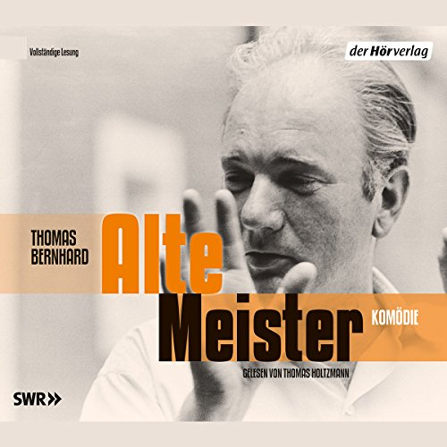 Alte Meister audiobook cover art