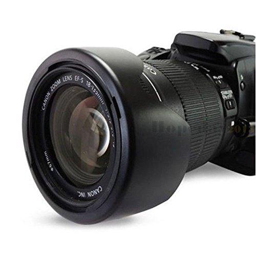 EW-73B parasol para objetivo Canon EF-s 17–85mm IS USM, 18–135mm es