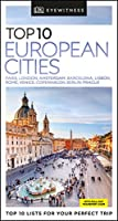 DK Eyewitness Top 10 European Cities (Pocket Travel Guide)