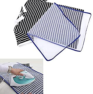Ironing Boards - 2019 Board Cover Protective Press Mesh Iron Guard Protect Delicate Garment Es Home - Wall Rated Extra Wide Ironing Sleeves Sale Boards Door Over Irons Cabinets Large Pri