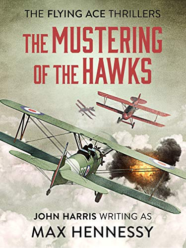The Mustering of the Hawks (Flying Ace Thrillers Book 1) (English Edition)