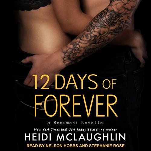 Couverture de 12 Days of Forever