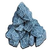 vidaXL Piedras para Calefacción de Sauna 15 kg