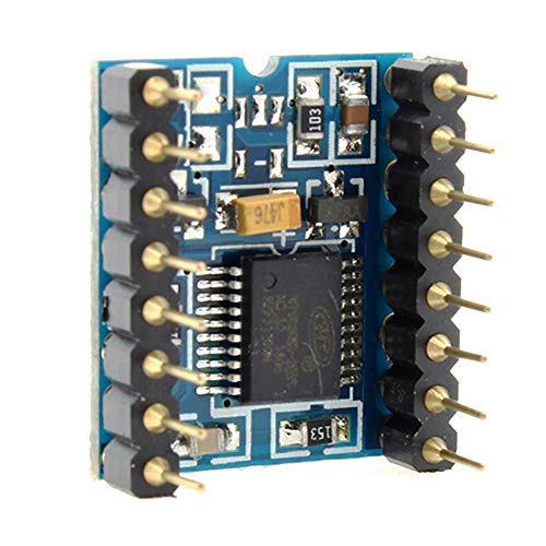 WTV020-SD Micro SD-Karte / MP3 / Game Player Voice Module - Blau Zubehör Teile Ersetzen Durch Selbst