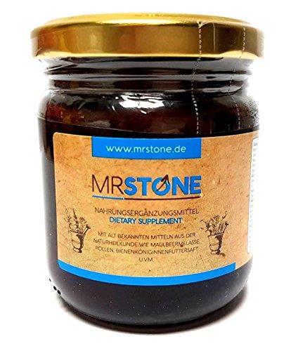 MRSTONE 30 Portionen - Nahrungsergänzungsmittel aus wertvollen Zutaten der Naturheilkunde (240g)