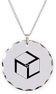 Antahkarana - Charm Necklace with Round Pendant