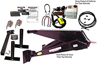 11 Ton (22,000 lb) Dump Trailer Hydraulic Scissor Hoist Kit – PH620