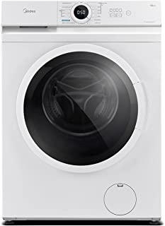 Midea MF100W60-E Waschmaschine / 6KG / 40cm tief Slim Design / D / 1000 U/min / Hygiene 90 ℃ / Mehrere Temperaturoptionen / Kaltwäsche / AquaStop