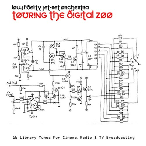 Touring the Digital Zoo (Library Tunes for Cinema, Radio & TV broadcasting)