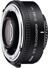 Nikon TC-14E II (1.4X) AF-S Teleconverter (Worldwide) for Nikon Digital SLR Cameras: F5, F100, N80, N75, N65, D3, D2, D700, D300, D200, D100, D90, D80, D70, D50, D40, D40x, and Similar Cameras, TC14E