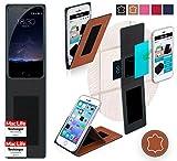 Hülle für Meizu Pro 5 Tasche Cover Case Bumper | Braun
