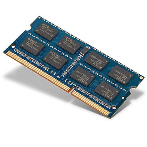 TOSHIBA 8GB Speichererweiterung PC2 DDR3L (1600MHz) für C50/55-A C70/75-A L50/70-A M50-A P50/70-A S50/70-A U50-A X70-A PX30t A50-A