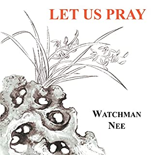 Let Us Pray audiobook cover art