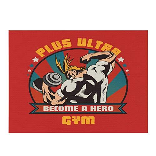 Plus Ultra Gym - Alfombrilla de secado para encimeras de cocina, fregaderos, alfombrilla de secado absorbente resistente al calor, escurridor de platos