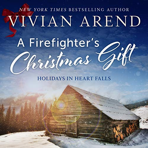 A Firefighter's Christmas Gift audiobook cover art