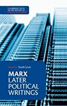 Later Political Writings (Texts in the History of Political Thought)