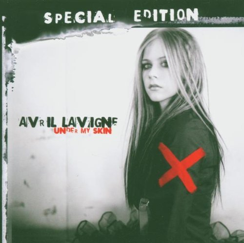 Under My Skin [Special Tour Edition CD + DVD] by Avril Lavigne (2005-05-23)