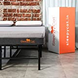 SleepyCat Latex 7 Inch 100% Organic Latex King Size Mattress