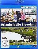 Urlaubsidylle Flevoland - Die jüngsten Polder der Niederlande - Wunderschön! [Alemania] [Blu-ray]