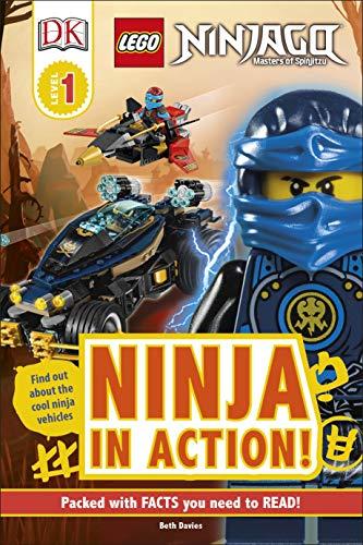 LEGO NINJAGO Ninja in Action! (DK Readers Level 1) (English Edition)