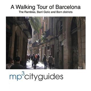 Barcelona Ramblas, Barri Gotic and El Born Tour cover art