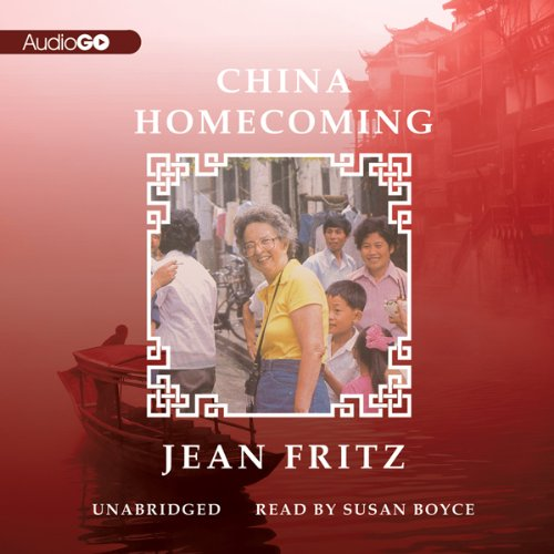 China Homecoming audiobook cover art