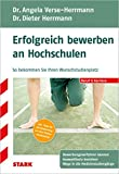 STARK Erfolgreich bewerben an Hochschulen - Angela Verse-Herrmann