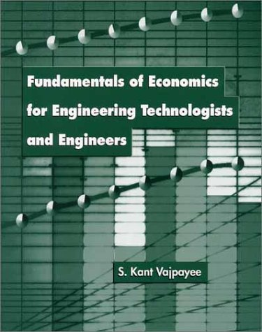 Fundamentals of Economics for Engineering Technologists...